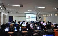 โครงการอบรมการพัฒนานักศึกษาด้านปฏิบัติการวิชาชีพด้วยโปรแกรม 2มิติ
