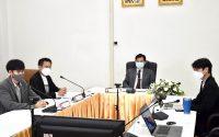 พิธีลงนามบันทึกข้อตกลงว่าด้วยความร่วมมือทางวิชาการ ระหว่าง สถาบันการศึกษาภาค เหนือ 6 สถาบัน